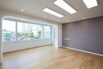편안함이 느껴지는 심플한 33평 아파트 인테리어 30평대아파트,33평아파트,수원시,팔달구,화서동