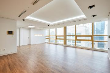 골드 컬러가 포인트인 품격 있는 57평 아파트 인테리어 50평대아파트,57평아파트,서울시,송파구,신천동