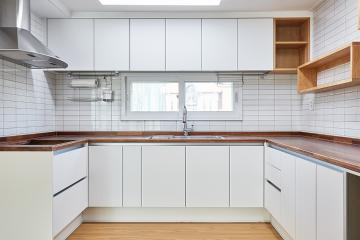 깔끔하고 포근한 느낌의 49평 아파트 40평대아파트,49평아파트,용인시,수지구,풍덕천동