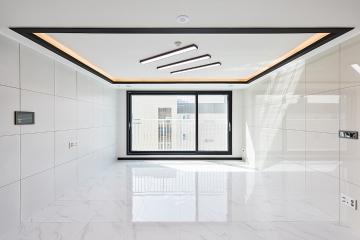 블랙&화이트를 찾고 있다면 바로 여기, 32평 아파트 인테리어 평택시,죽백동,30평대아파트,32평아파트
