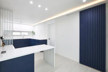 화이트 컬러의 러블리한 공간, 32평 아파트 인테리어 30평대,32평아파트,서울,중구,신당동