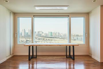 한강이 보이는 전망 좋은 아파트 50평대,58평,광진구,자양동