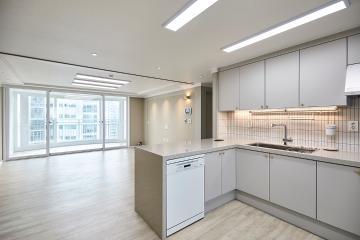 다양한 컬러 포인트의 모던한 공간, 30평대 아파트 30평대,32평아파트