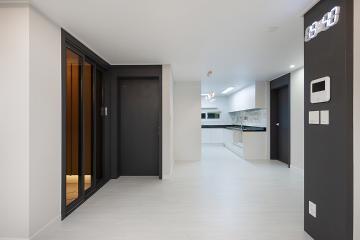 모던함으로 도심 속 시크함을 보여주는 30평대 아파트 31평,30평대,화성시,기안동