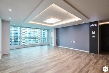 은은한 간접조명으로 더욱 넓어보이게! 50평대 아파트 구리시,인창동,50평대,55평