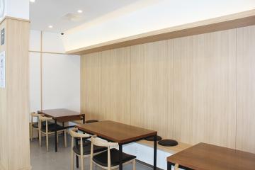 심플함과 베이직을 한번에 느낄 수 있는 40평대 식당