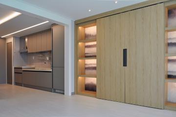 편리함과 깔끔함을 강조한 10평대 아파트  16평,10평대,충남,청양군,읍내리