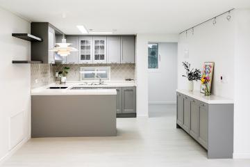 확장공사로 넓~은 공간과 여유로운 동선 확보! 30평대 아파트 32평,30평,경기,안산시,단원구