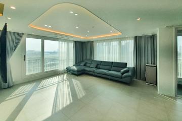 따뜻함과 시크함이 공존하는 30평대 아파트 33평,30평대,인천,서구,청라동