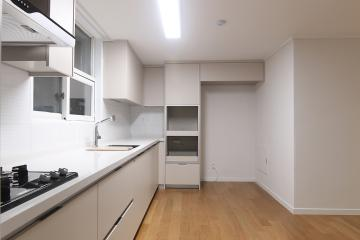 포근함을 전달하는 공간, 40평대 아파트  49평,40평대,성남시,분당구,구미동