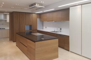 완벽한 컬러와 자재의 조합을 선보인 100평대 아파트  100평,100평대,서울,서초구,서초동