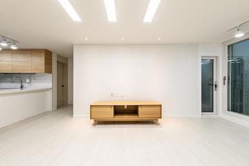 내추럴함과 안락함으로 완성된 20평대 아파트 26평,20평대,경기,부천시,상동