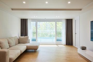 내추럴과 모던함, 30평대 아파트 30평대,32평,송파구,신천동