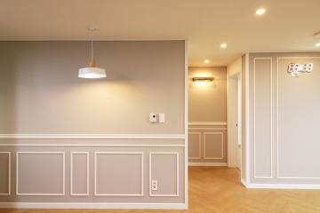 뉴 클래식 스타일의 매력을 알려주는 30평대 아파트 35평,30평대,강원,동해시,동회동