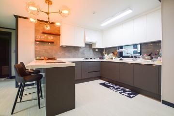 우리 가족 취향을 적극 반영한 30평대 아파트  34평,30평대,대전,유성구,장대동