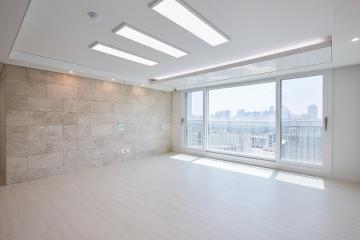 모던, 심플한 화이트톤의 40평대 아파트