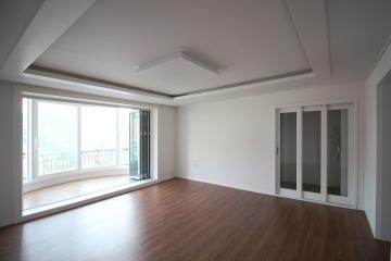 미니멀함의 평온함 50평대 빌라 55평,50평대,서울,종로구,홍지동