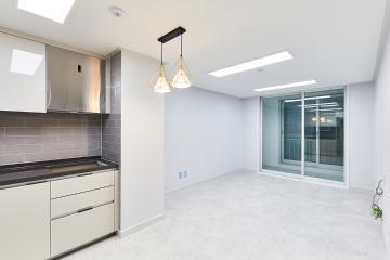 둘이 살기에 더할 나위 없는 20평대 아파트