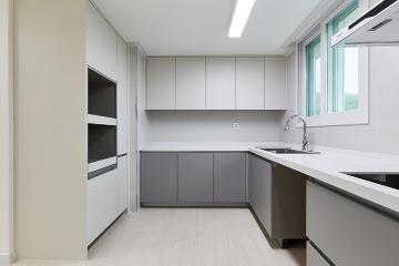 담백한 맛이 느껴지는 40평대 아파트 40평대,48평,인천,연수구,동춘동