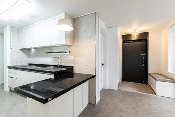 새하얀 공간 속에서 느껴지는 평온함 20평대 아파트 24평,20평대,서울,강북구,미아동