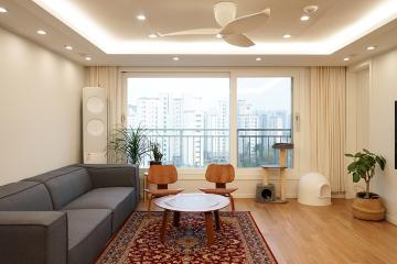 편안하고 사랑스러운 공간의 내추럴 인테리어, 30평대 아파트 30평대,32평,수원시,영통구,이의동,30평대아파트,32평아파트