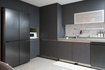 모던 스타일의 세련되고 우아한 60평대 아파트 68평아파트,60평대아파트,용인시,수지구,상현동