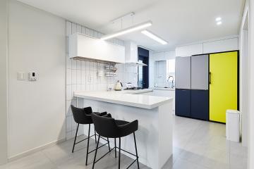 클래식 작곡가가 사는 집, 20평대 아파트 20평대,23평,인천,서구,신현동