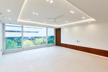 중후했던 집이 뉴클래식으로 완벽 변신한 50평대 아파트 인천,서구,청라동,50평대