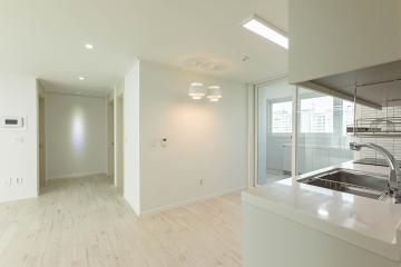 따듯한 느낌의 베이지 컬러 인테리어, 20평대 아파트 20평대아파트,25평아파트,용인시,수지구,죽전동