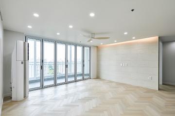 다양한 조명을 포인트로 준 아늑한 공간, 30평대 아파트 30평대아파트,33평아파트,고양시,일산서구,일산동