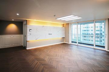 화이트&우드 고급스러운 뉴클래식 스타일, 40평대 아파트 40평대아파트,47평아파트,부천시,중동