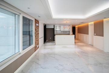 공간마다 다양한 스타일로 새롭게 변신한, 40평대 아파트 40평대아파트,42평아파트,부평구,삼산동