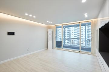 은은한 간접조명이 매력적인 30평대 아파트 30평대,37평,고양시,덕양구,행신동