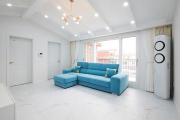 층마다 모던&클래식으로 조화롭게 꾸민 90평대 주택 은평구,증산동,90평대,92평