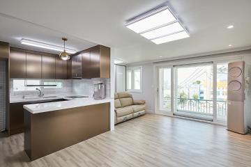 고풍스러운 인테리어 + 옥탑방, 20평대 빌라 20평대,25평,양천구,신월동