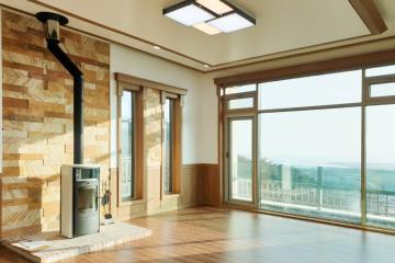 노을이 질 때 가장 아름다운 고급 단독주택, 90평대 주택 90평대주택,95평주택,단독주택,강화군,선두리