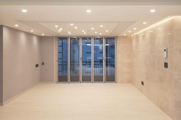 고급스러운 베이지 대리석 인테리어, 50평대 아파트 대리석,50평대아파트,55평아파트,남동구,구월동