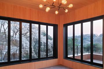 아름다운 자연 View 마당이 있는 고급스러운 80평대 주택 80평대주택,80평주택,전원주택,용인시,기흥구,동백동