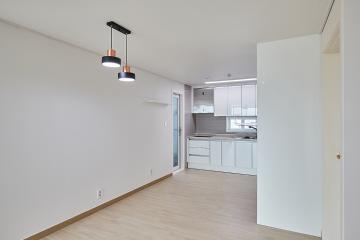 깔끔한 화이트톤의 실용적인 인테리어, 30평대 아파트 30평대,32평,중랑구,망우동