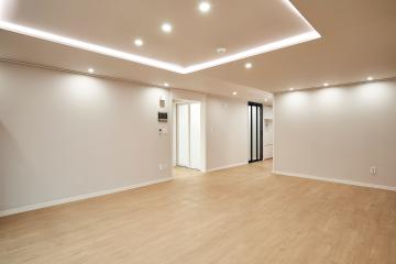 차분하고 따스한 컬러의 매력적인 공간, 50평대 아파트 50평아파트,50평대아파트,용산구,후암동