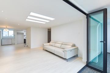 여름이 기다려지는 커다란 폴딩도어, 30평대 아파트 30평대,37평,송파구,거여동