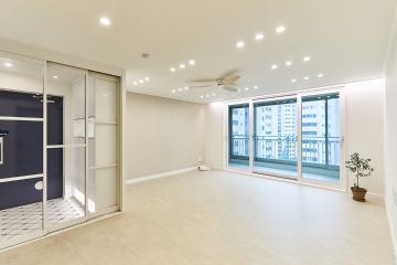 코튼 향이 날 것 같은 포근한 느낌의 30평대 아파트 수원시,영통구,영통동,30평대,32평