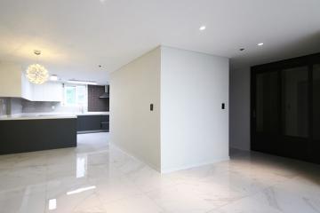 밝고 세련된 스타일의 인테리어, 40평대 아파트 40평대아파트,42평아파트,성동구,하왕십리동