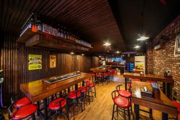따듯한 국물이 생각나는 순간, 20평대 술집