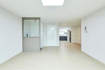 내추럴 스타일의 깔끔한 30평대 아파트