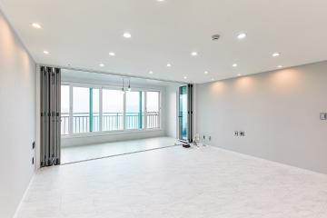 깔끔하게 정돈된 우리 식구 새 집, 40평대 아파트