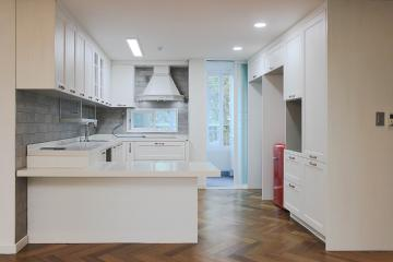 다양한 색감이 조화롭게 어울리는 컬러풀 하우스, 30평대 아파트 구리시,토평동,30평대아파트,35평아파트