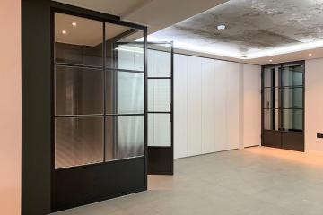 인더스트리얼 스타일의 카페 분위기 물씬 풍기는 30평대 아파트 광진구,광장동,30평대아파트,34평아파트