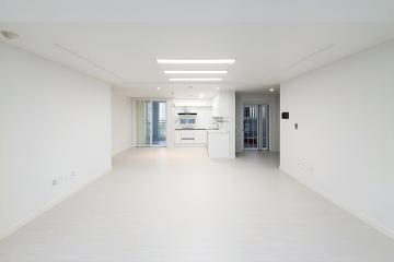 화사하고 세련된 화이트 컬러 공간, 30평대 아파트  유성구,덕명동,30평대아파트,35평아파트