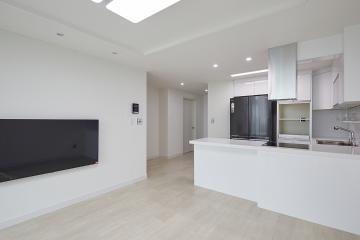 편안함을 인테리어한 20평대 아파트 20평대,27평,중랑구,상봉동